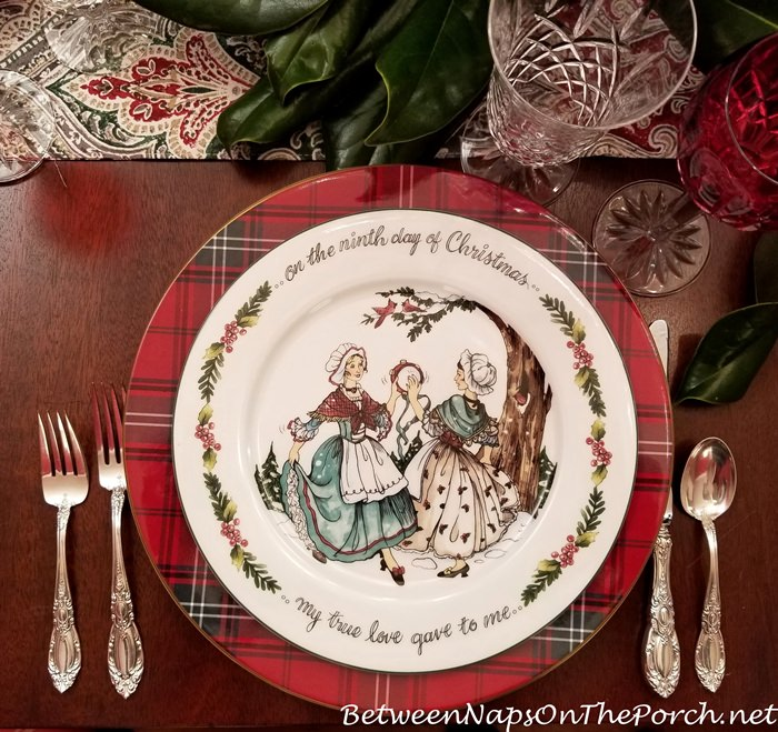 9th Day of Christmas China, Valerie Parr Hill