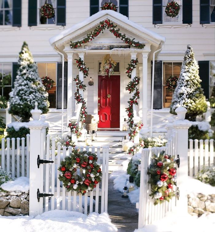 Make this Pottery Barn Inspired Garland for Your Home