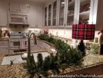 Pottery Barn Inspired Christmas Garland: Bigger and Better Second Time Around