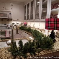 Pottery Barn Inspired Christmas Garland Tutorial