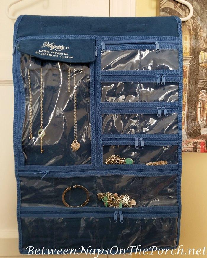 Silver Jewelry Storage to Prevent Tarnish