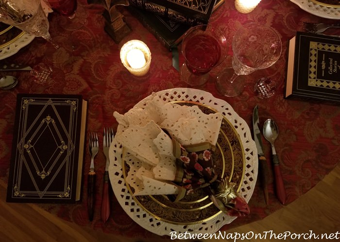 Candlelight Dinner for Cozy Winter Dining