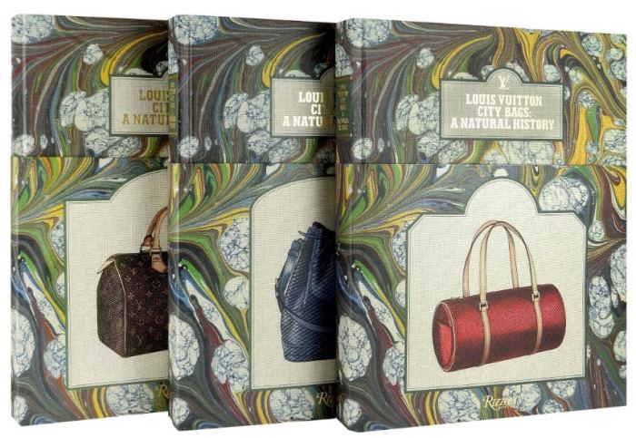 Louis Vuitton City Bags, A Natural History