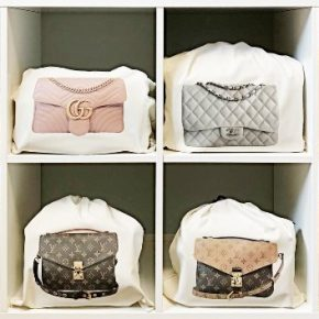 Storage Bags for Designer Handbags