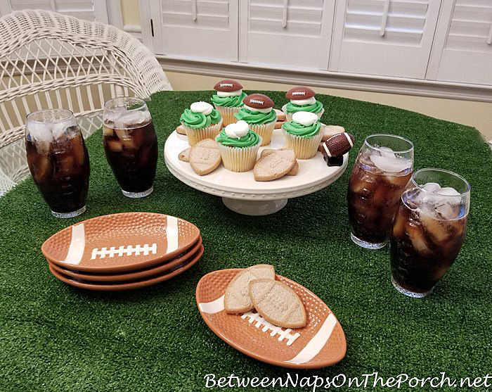 Super Bowl Football Party Ideas