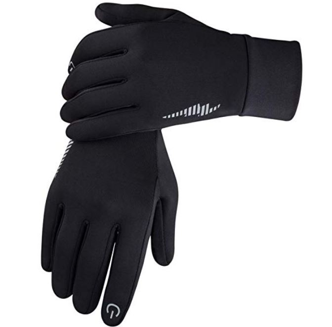 Winter Gloves for Using with Phones, iPads