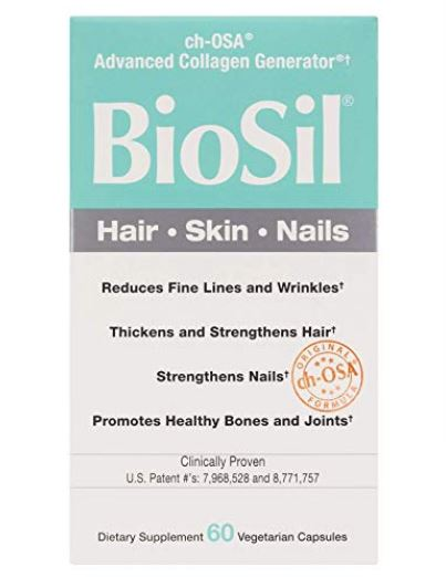 BioSil for Hair, Skin and Nails