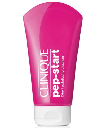Clinique Exfoliating Cleanser