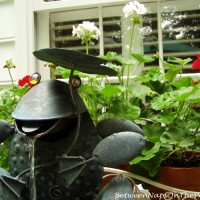 Froggy Fountain Repair and Makeover