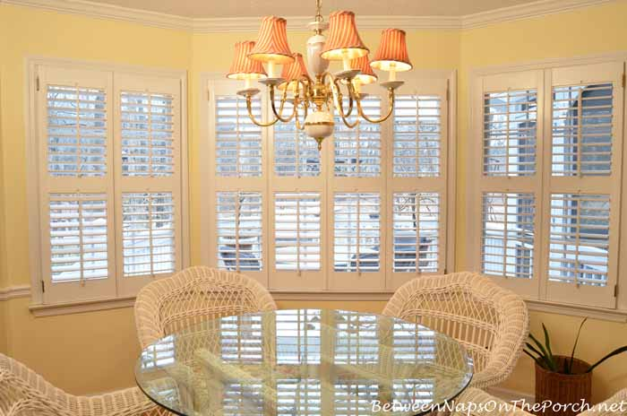 How To Repair A Loose Louver On Interior Plantation Shutters