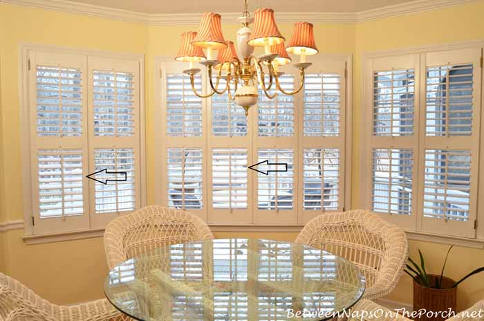 How To Repair A Loose Louver On Interior Plantation Shutters 7