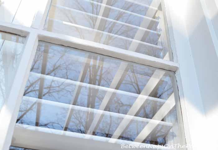 How to Repair Glazing on Window 8