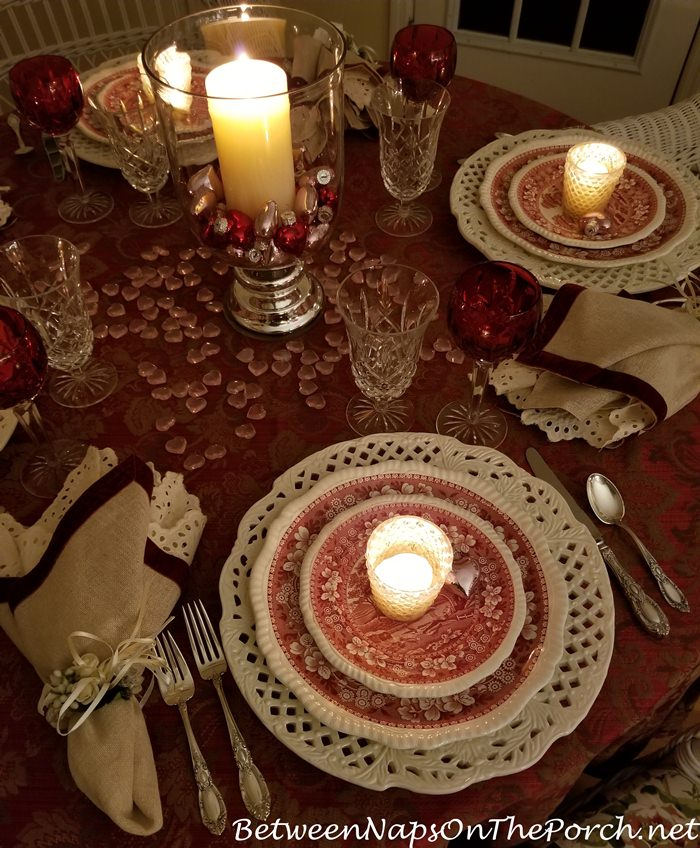 Romantic Table, Valentine's Day