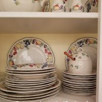 Villeroy & Boch, Melina, Everyday Dish Storage