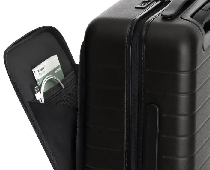 Away Carry-on with Easy Access Exterior Pocket