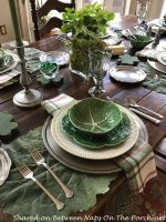 A St. Patrick's Day Dinner with Friends