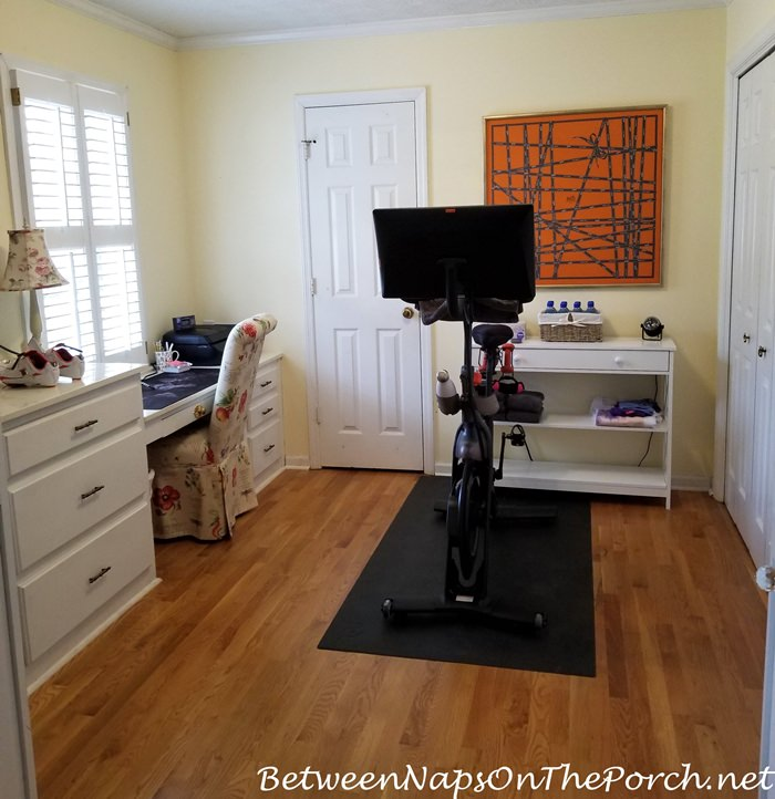 Exercise Room off Master Bedroom