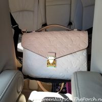 Handbag Holder for Driving in Car, Keeps Handbag Safe, No Falling Into Floor