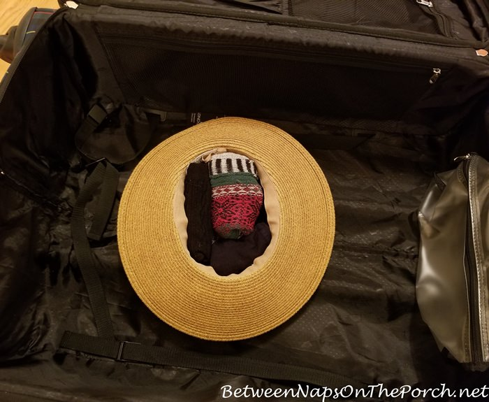 How to Pack a Hat When Traveling