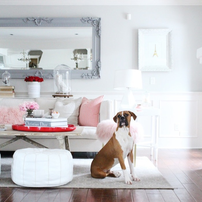 Jillian Harris's Feminine Style Home