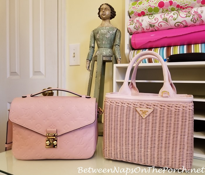Pink Bags for Spring and Summer