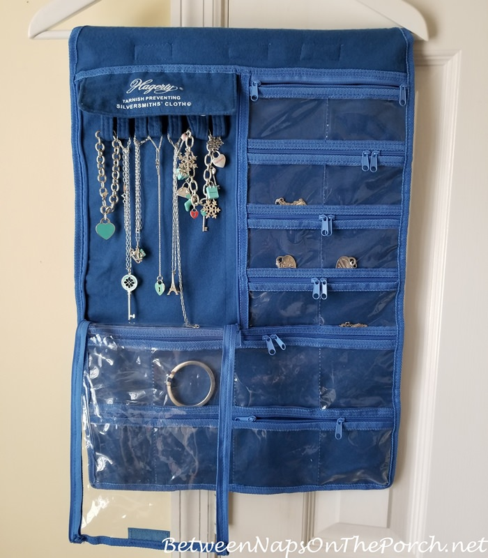 Silver Jewelry Storage, Prevents Tarnish