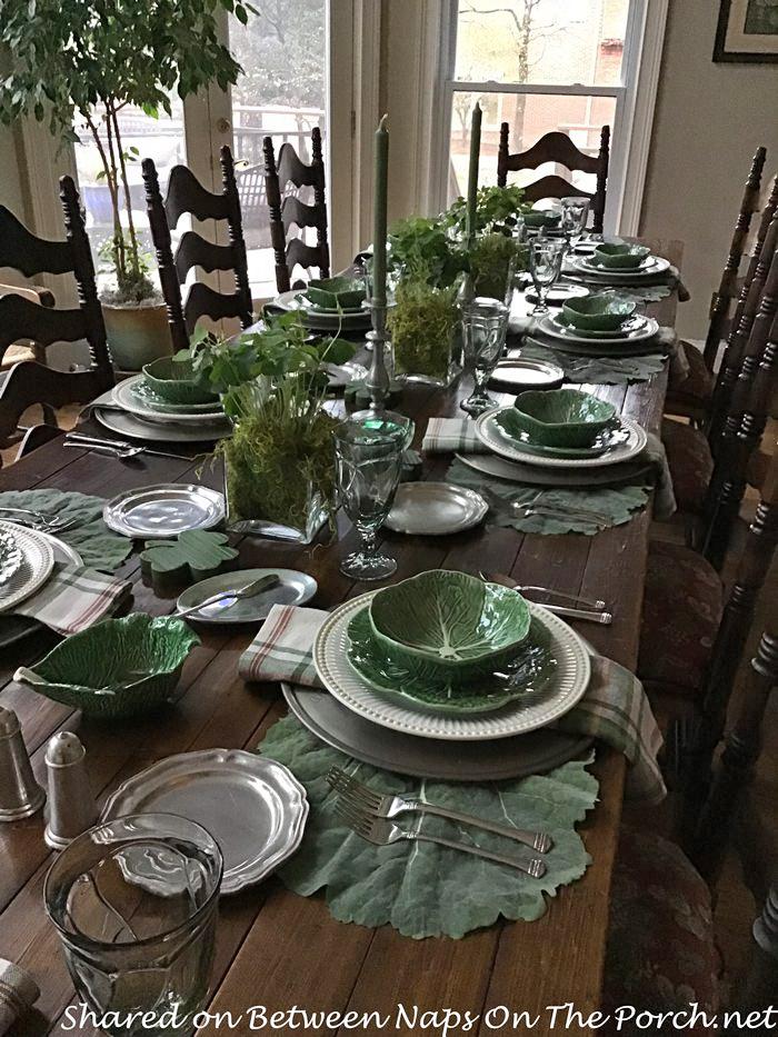 St. Patrick's Day Dinner Celebration with Friends