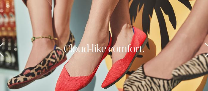 Super Comfortable Flats, Shoes