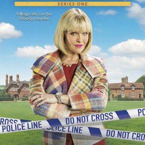 Agatha Raisin on DVD