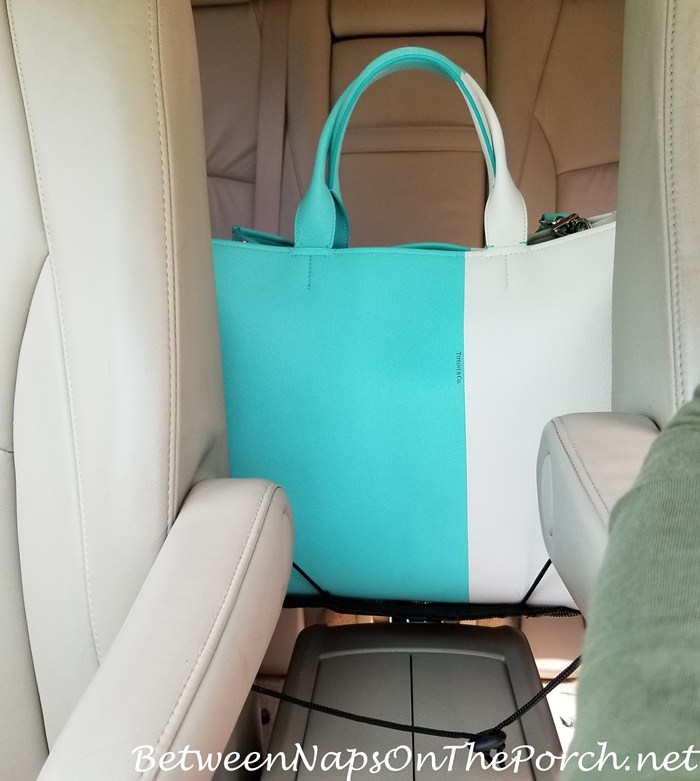 Car Handbag-Tote Holder Carrier