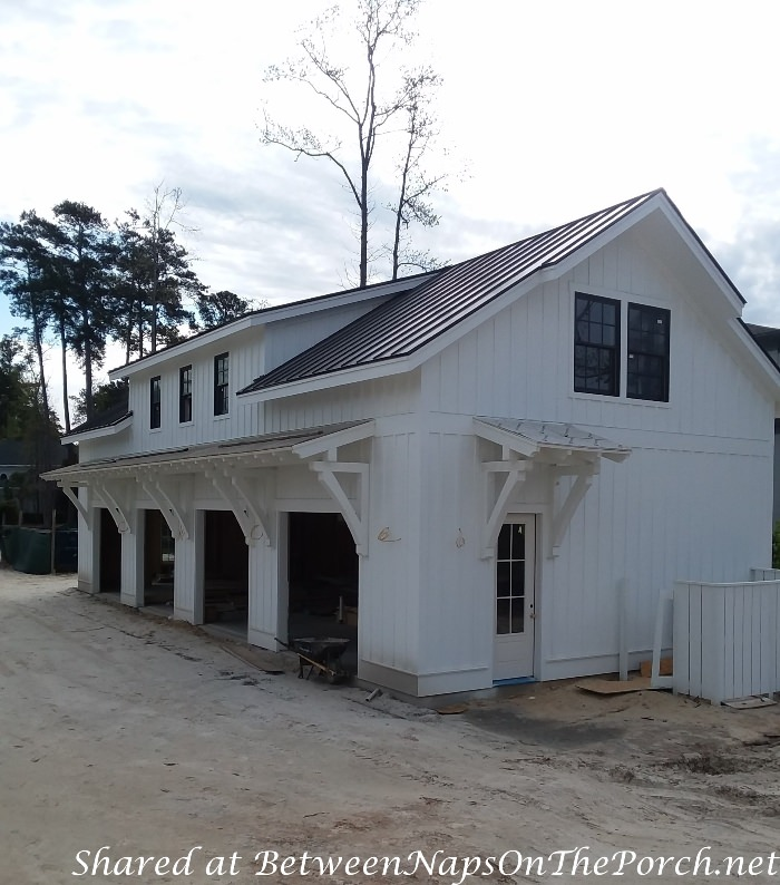 Carriage House Construction, Captain's Watch
