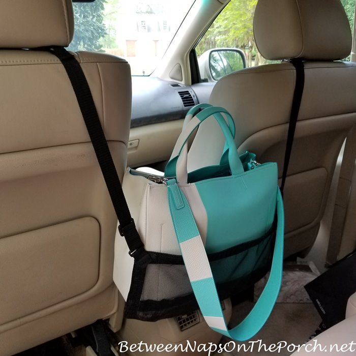 Handbag Tote Holder for Car
