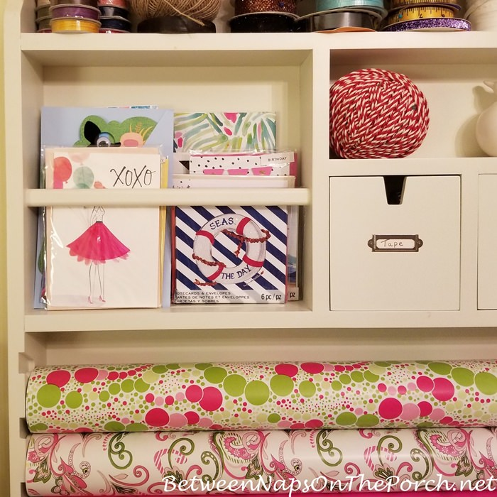 Organize and Store Greeting Cards