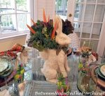 Dining in Mr. McGregor's Garden: A Spring Table Setting with Peter Rabbit