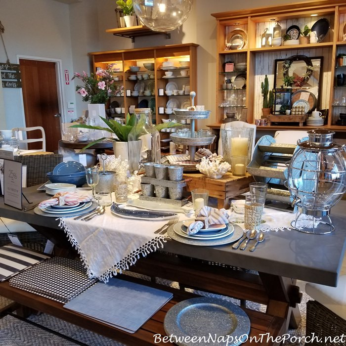 Spring Dinnerware Ideas
