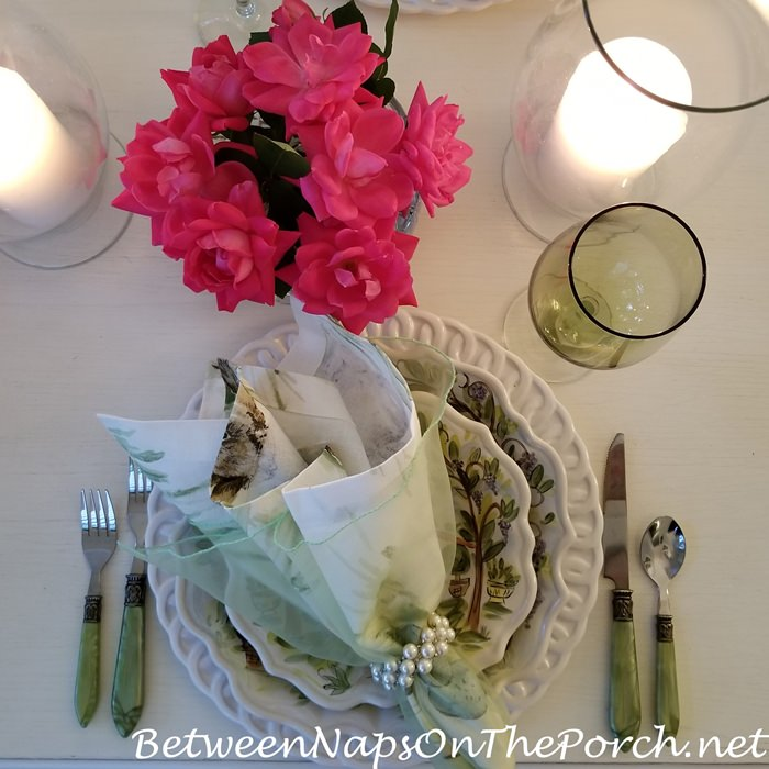 Spring Table with Ma Maison, Dario Farrucci