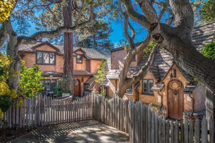 Adorable Carmel Cottage for Sale