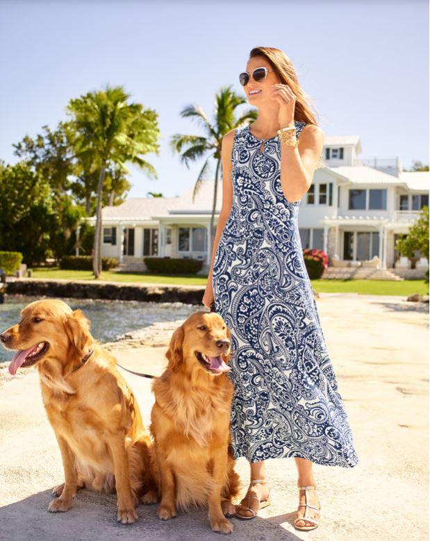 Beautiful Maxi Dress on Sale