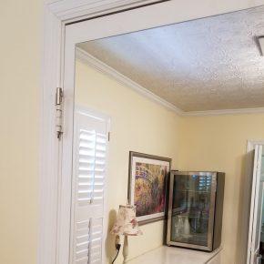 Best Doorstop, Prevents Damage to Doors and Wall, Hinge Pin Doorstop
