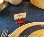 Memorial Day Entertaining and Table Setting Ideas