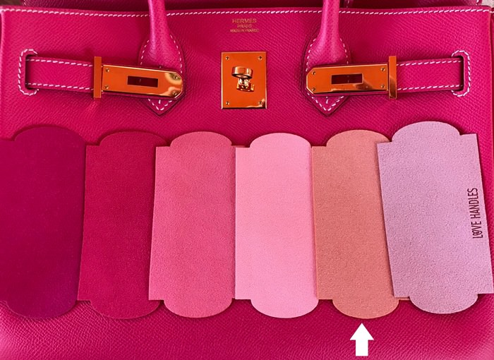Handle Covers for Handbag