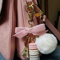 Laduree Fall-Winter Charm, Key Ring, Limited Edition Charm