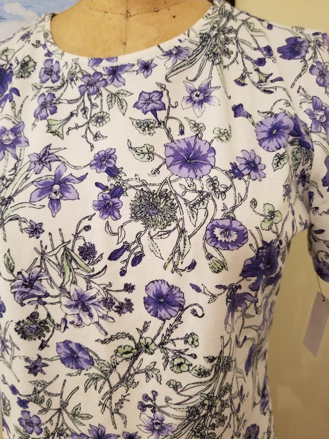 Purple Petunias, Shirt