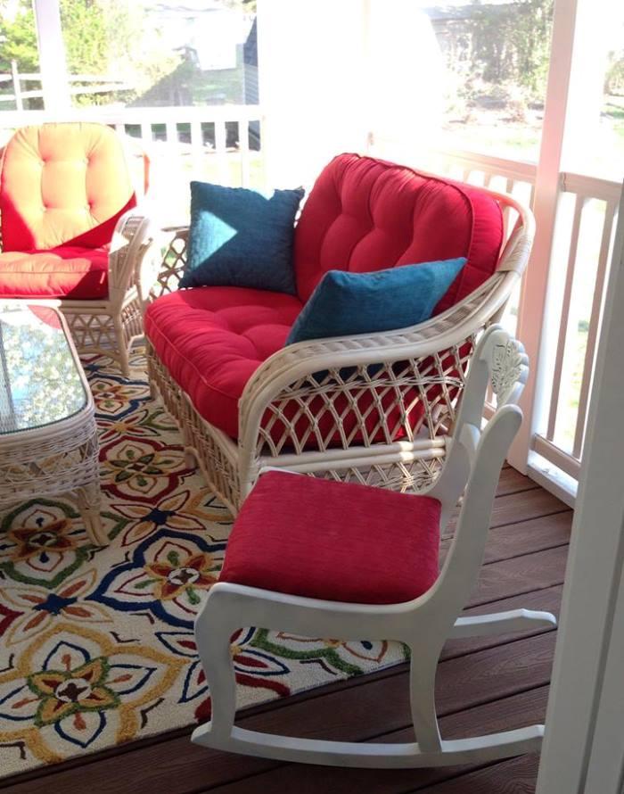 Rattan Porch Furniture