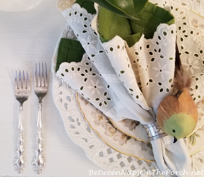 Silverplated Flatware