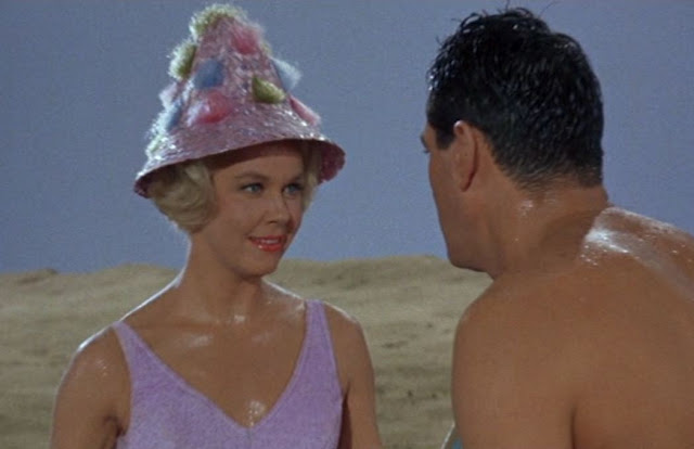 Hats worn by Doris Day in Movies, Pillow Talk and Lover Come Back