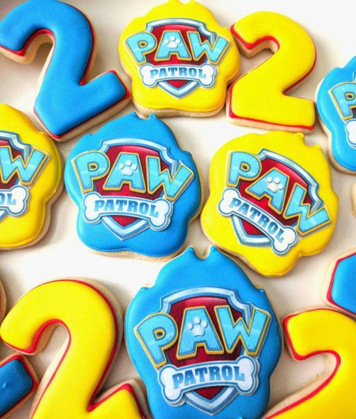 Paw Patrol Cookies