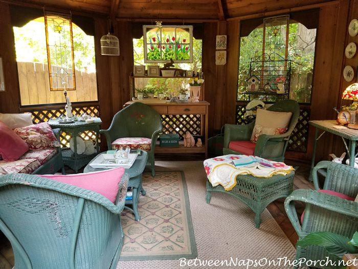 Summer House, Screened Gazebo