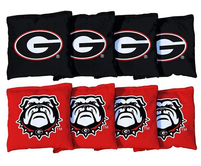 UGA Cornhole Bags