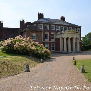 Goodnestone Home, Goodnestone Park